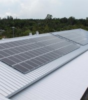 Solar Roofing Sollutions, Photo Voltaic Roof Mounted Systems
