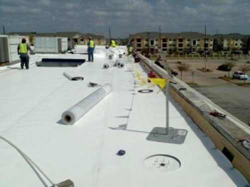 tpo-houston-roofing-project